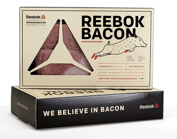 When Pigs Fly! Why Reebok Is Making BACON Now