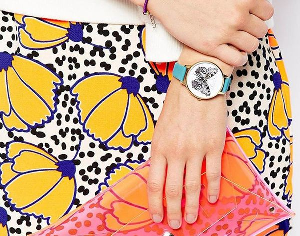 19 Whimsical, Wacky + Totally Rad Watches