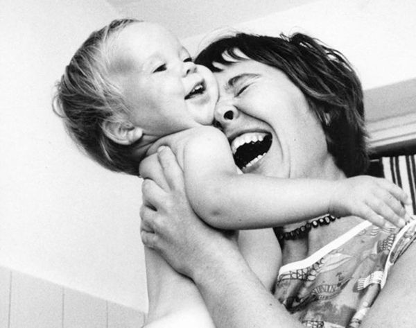 These Vintage Photos Prove That Motherhood Hasn't Changed in 50 Years