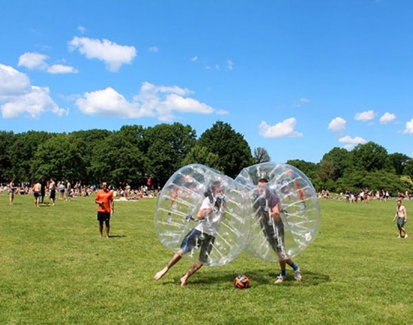 Check Out the World's Coolest New Sport