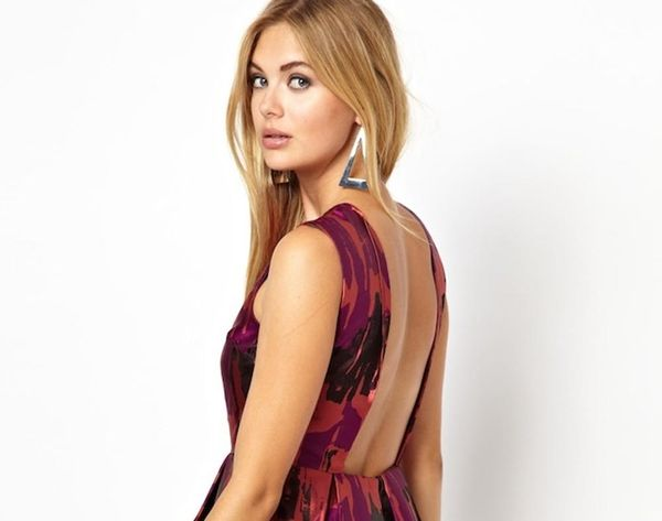 Bring Sexy Back With 20 Bangin' Backless Dresses