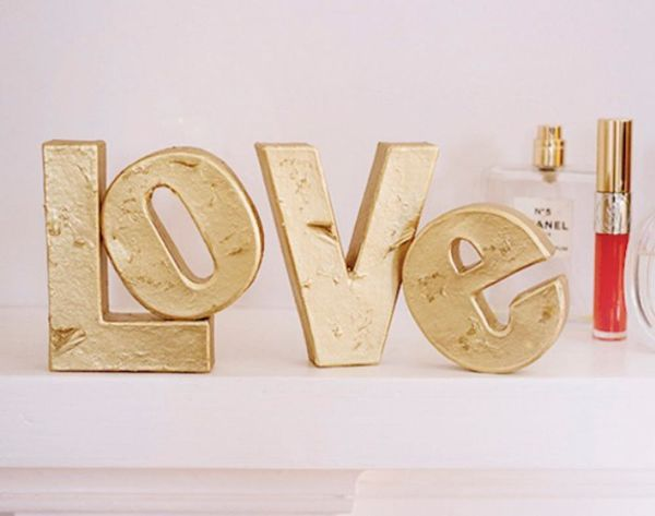 Spell It Out With 20 Cool DIY Typography Projects