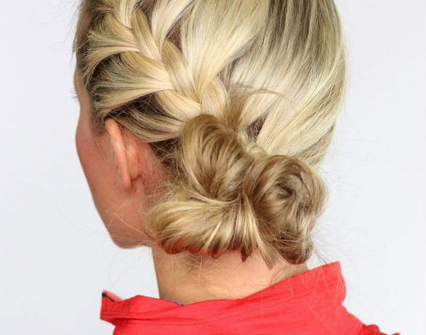 13 Hot Hairstyles to Rock at the Gym