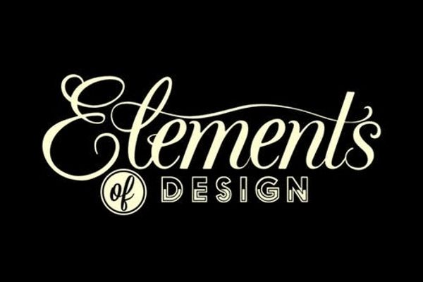 Take an Animated Crash Course on the Elements of Design
