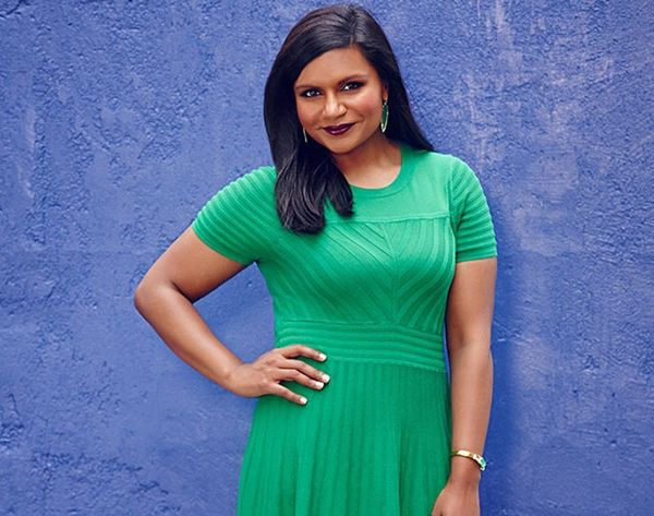 5 Style Tips to Steal From Mindy Kaling's Latest Photo Shoot