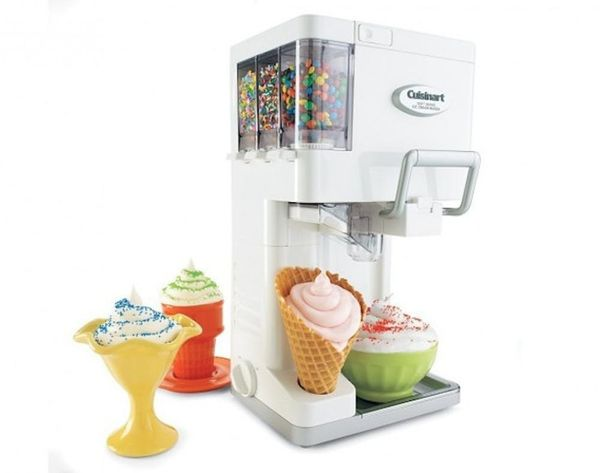 10 Ice Cream Makers to Get the DIY Sundae Party Started