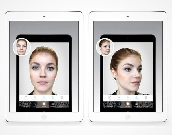 Dislike: Beauty Mirror Is an App That Performs Virtual Plastic Surgery