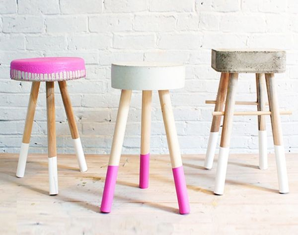 12 Bright Ways to Give Your Bar Stools a Serious Upgrade