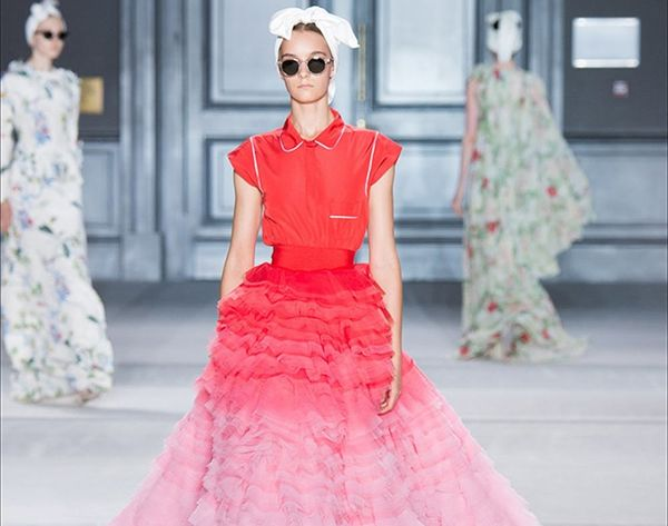Copy the 12 Best Looks From Couture Fashion Week
