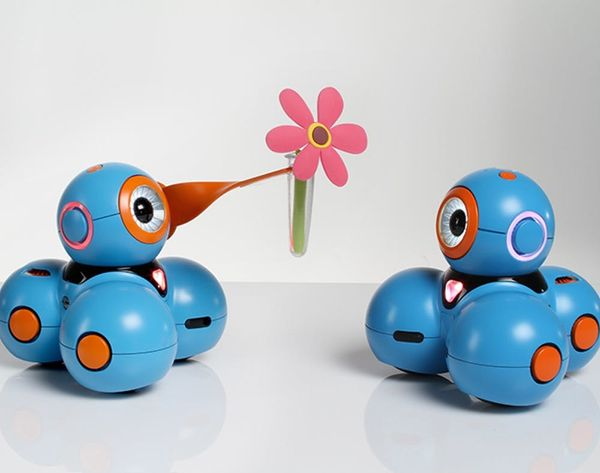 These Robots Want to Teach Your Kids to Code