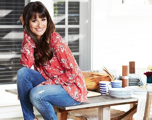 Take a Tour of Lea Michele's Home