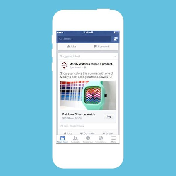 Like, Share… Buy? Facebook Lets You Shop From Your Feed Now