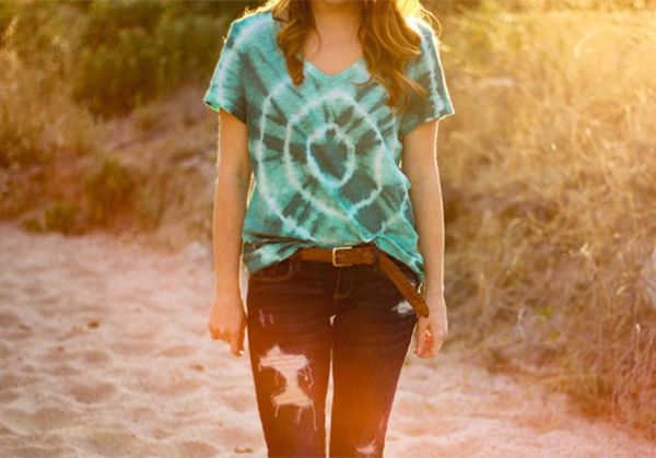 Embrace Your Inner Hippie With These 15 DIY Tie Dye Projects