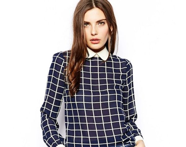 How to Wear Windowpane Print With 16 Menswear-Inspired Pieces