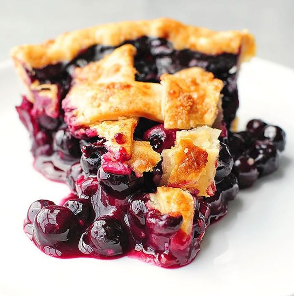 20 Blueberry Recipes That'll Make You Feel Anything But Blue