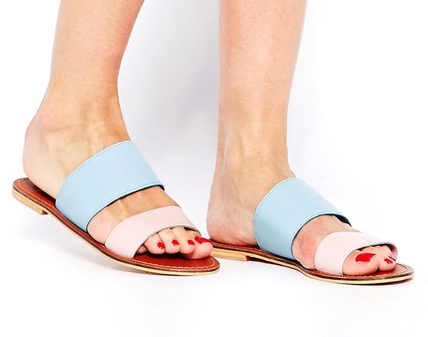 31 Stylin' Pairs of Slide Sandals to Slip Your Feet Into This Season