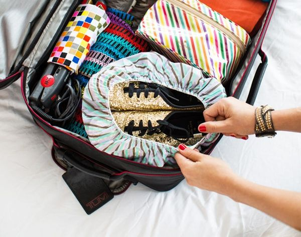 You're Probably Packing Your Luggage Wrong — This Infographic Can Help