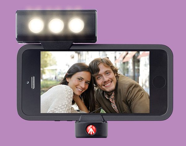 This Smartphone Case Turns Your iPhone Into a Portable Photo Studio
