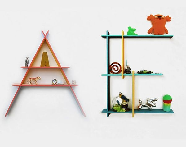 Made Us Look: Spell Out Your Name in SHELVES!
