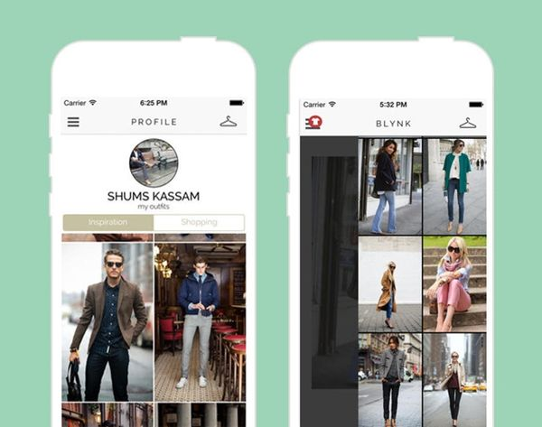 Blynk Is a Personal Fashion Stylist Right in Your Pocket