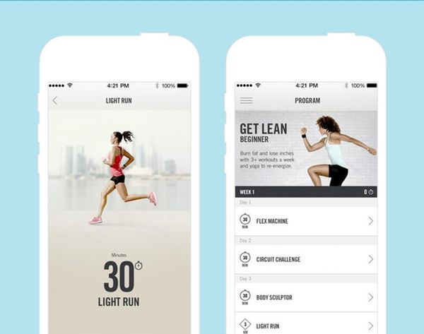 Ditch the Gym and Download These 12 Free Fitness Apps