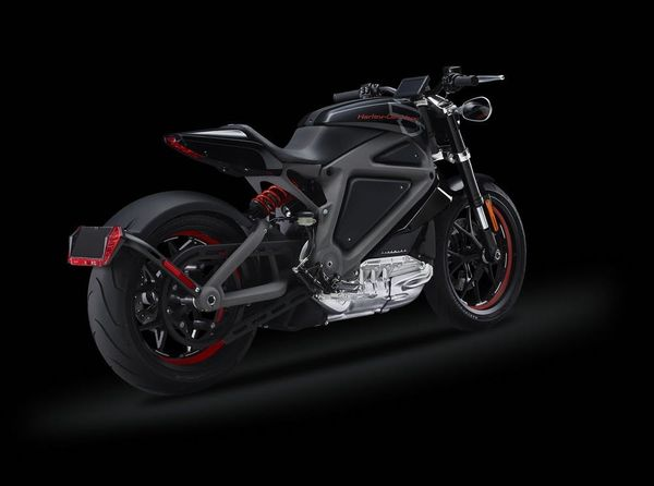 Harley Davidson Goes Green With an Electric Bike That Packs a Punch