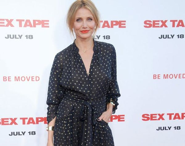 10 Ways to Wear a Fancy Jumpsuit Just Like Cameron Diaz