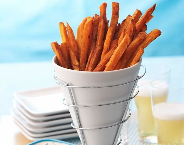 15 Yummy Baked Alternative Recipes to Regular French Fries