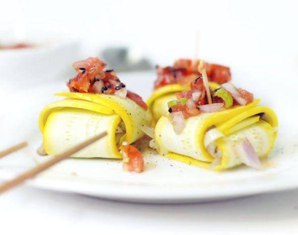 summer veggie recipes with summer squash