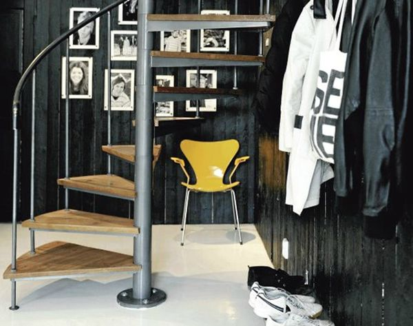 15 Oh-So-Chic Black and White Interiors