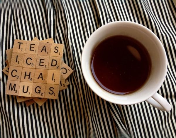 A Dozen Decorating Tips for the Scrabble-Obsessed