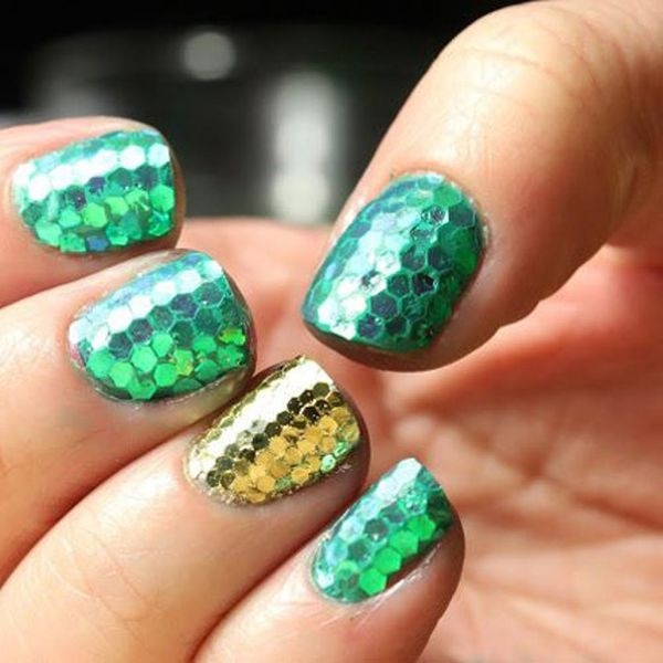13 Lucky Manis forSt. Patrick's Day