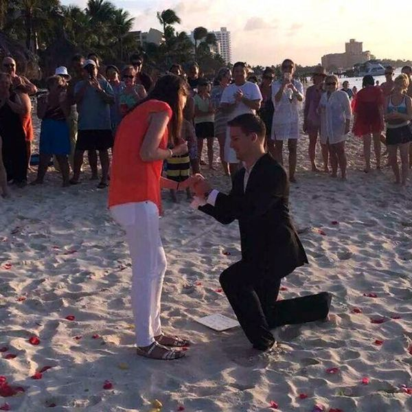This Video Is the Best Proposal of 2015 So Far