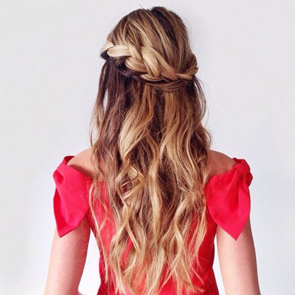 14 Hairstyles for the Next Rainy Day