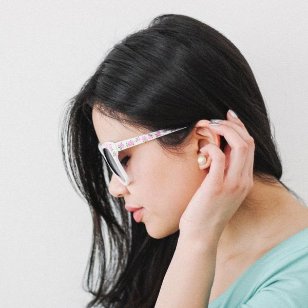 Give Your Sunnies a Floral Upgrade With the Easiest DIY EVER