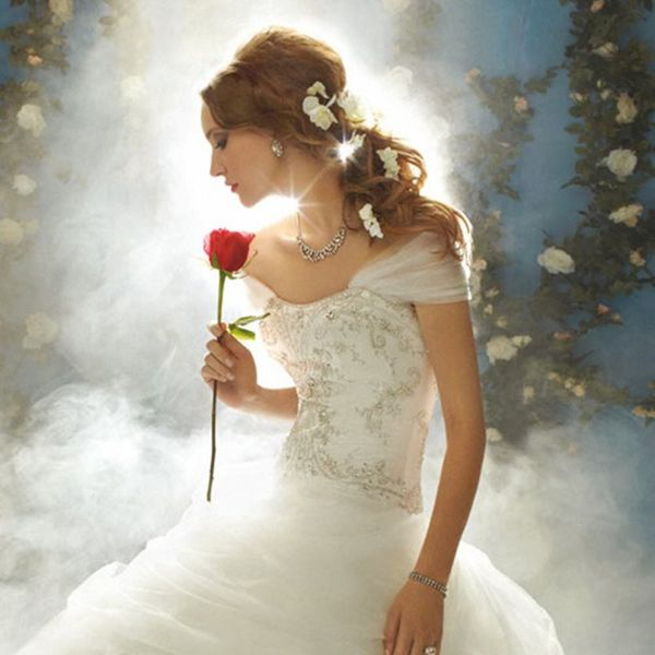 Disney Princess Weddings IRL: 14 Enchanting Belle-Inspired Ideas