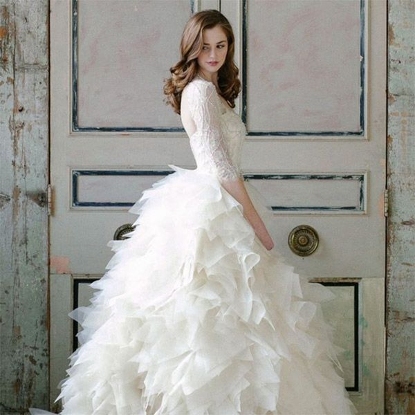 The Wedding Dress Style Guide All Brides Need