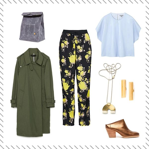 Style Resolutions: How to Not Be Afraid of Bold Spring Patterns