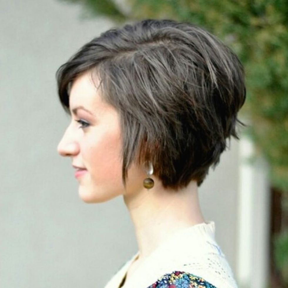 12 Styling Tips + Products for Growing Out a Pixie Cut - Brit + Co