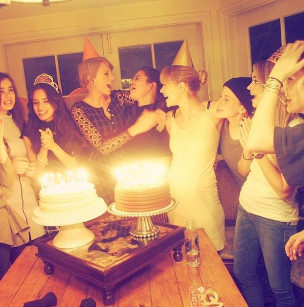 How to Throw a Birthday Party for Your BFF like Taylor Swift