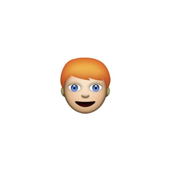 Will You Be Signing the Petition for a Redhead Emoji?