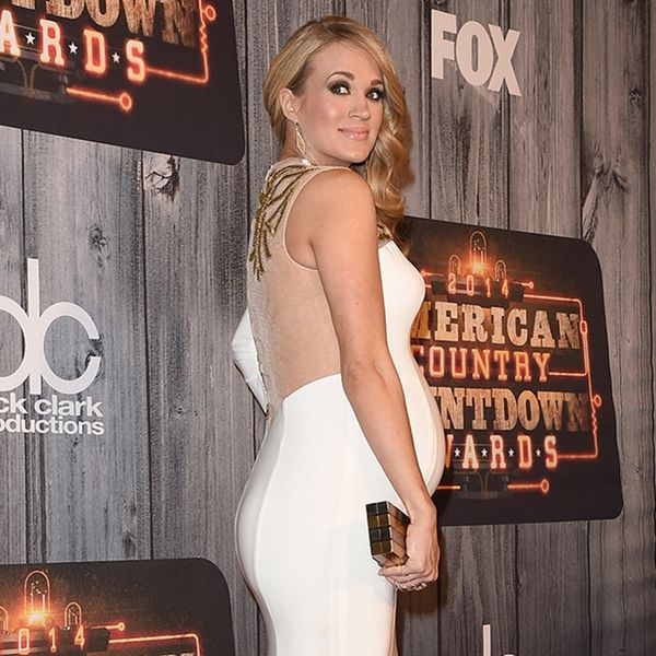 Carrie Underwood Is Hollywood's Newest Mom With a Sweet Baby Name