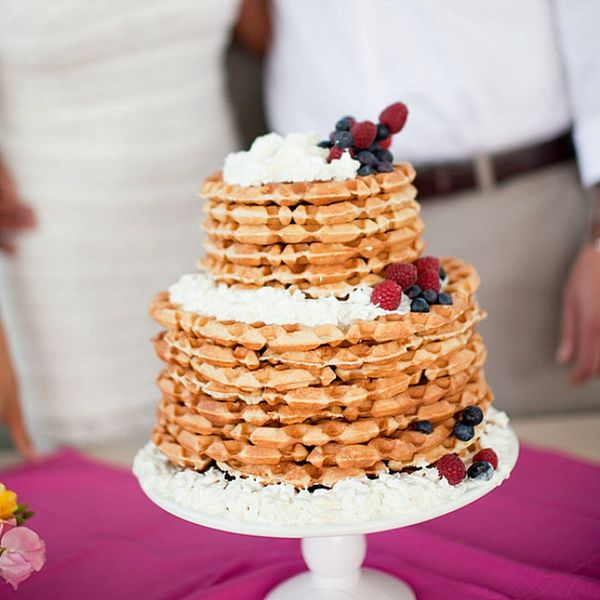 10 Amazing Wedding Cake Alternatives for Your Big Day