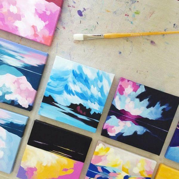 Get Creativity Tips from Artist + Med Student Diana Willard