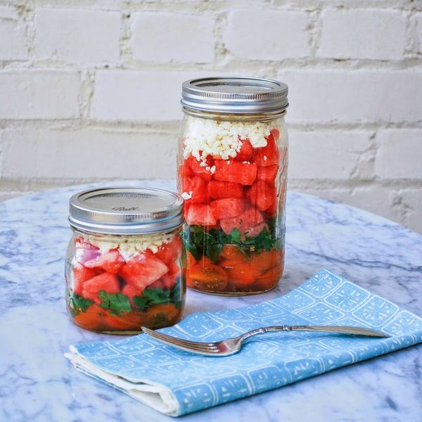 20 Mason Jar Salads to Pack for Lunch This Week