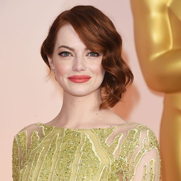 All of Spring's Best Lipsticks from the Oscars + How to Wear Them