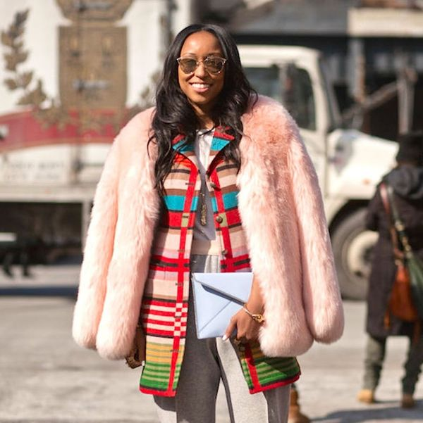9 Fashionistas Who Prove You Can Look Stylish in Freezing Temps