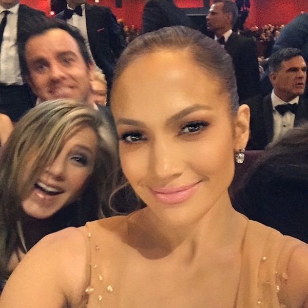 25 Celeb Selfies That Summed Up the Oscars