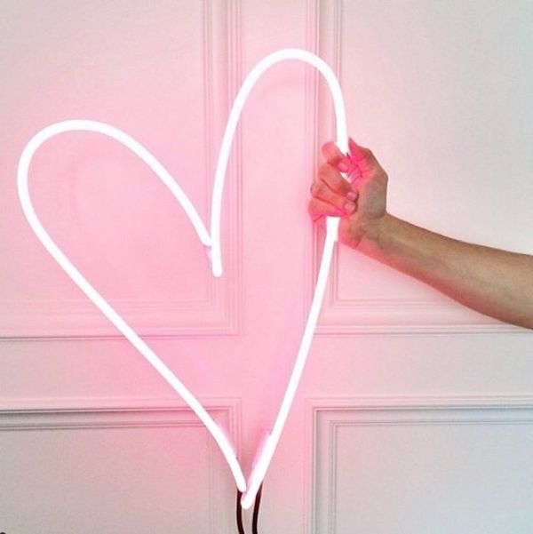Get Your Glow on With These 11 DIY Neon Signs
