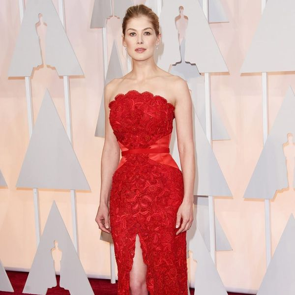 2015 Oscars Red Carpet Report: See the Best Dressed!